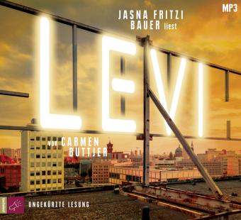 Levi, 1 MP3-CD