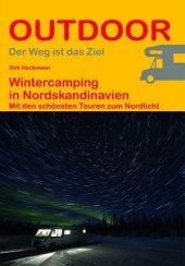 Wintercamping in Nordskandinavien Cover
