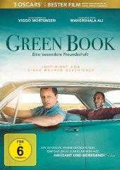 Green Book - Eine besondere Freundschaft, 1 DVD