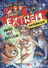 Extrem gefährlich! Maus mit Mission - Band 1 Cover
