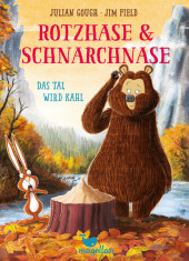 Rotzhase & Schnarchnase - Das Tal wird kahl Cover