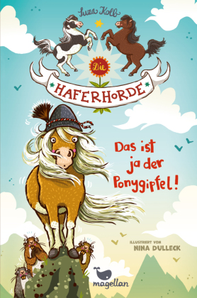 Die Haferhorde - Das ist ja der Ponygipfel!