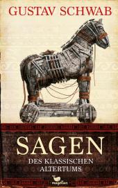 Sagen des klassischen Altertums Cover