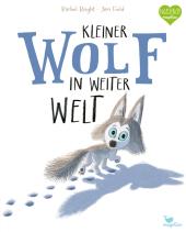 Kleiner Wolf in weiter Welt Cover