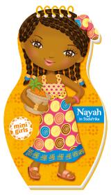 Mini Girls - Nayah in Südafrika