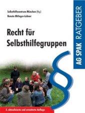 Recht für Selbsthilfegruppen Cover
