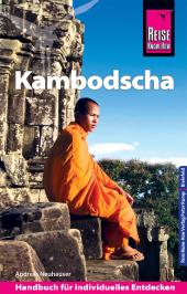 Reise Know-How Reiseführer Kambodscha Cover