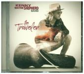 The Traveler, 1 Audio-CD Cover