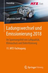 Ladungswechsel und Emissionierung 2018