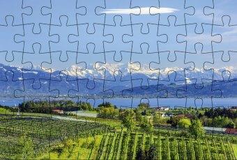 Puzzle-Postkarte Bodensee 3