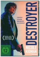 Destroyer, 1 DVD Cover