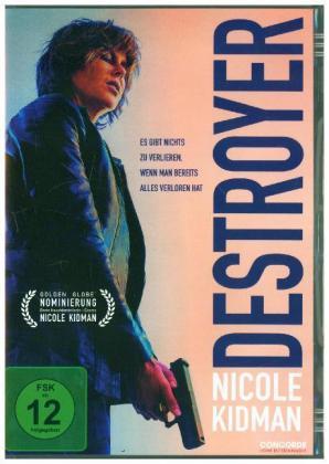 Destroyer, 1 DVD