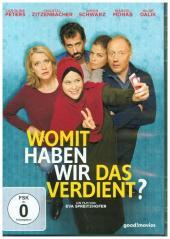 Womit haben wir das verdient?, 1 DVD Cover