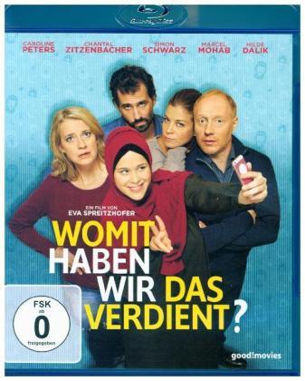 Womit haben wir das verdient?, 1 Blu-ray