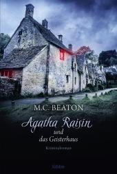 Agatha Raisin und das Geisterhaus Cover
