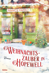 Weihnachtszauber in Hopewell Cover