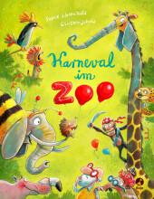 Ignaz Igel - Karneval im Zoo Cover