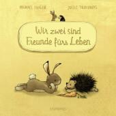 Wir zwei sind Freunde fürs Leben (Pappbilderbuch)