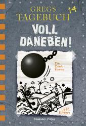 Gregs Tagebuch - Voll daneben! Cover