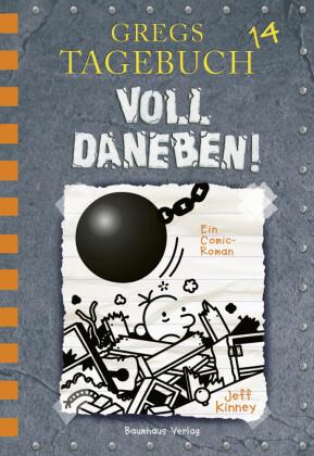 Gregs Tagebuch - Voll daneben!