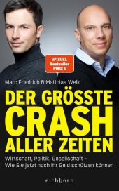 Der größte Crash aller Zeiten Cover