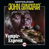 John Sinclair - Vampir-Express, 1 Audio-CD