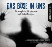 Das Böse in uns - Teil 1-Teil 4, 4 Audio-CDs