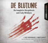Die Blutlinie - Teil 1-Teil 4, 4 Audio-CDs