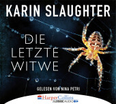Die letzte Witwe, 8 Audio-CDs Cover