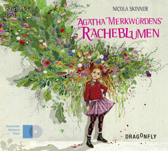 Agatha Merkwürdens Racheblumen, 6 Audio-CDs, BAND 6,2