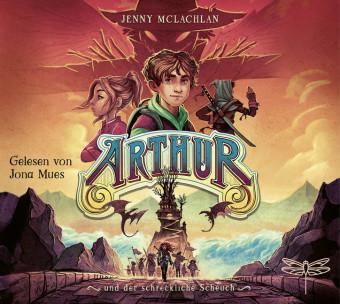 Arthur und der schreckliche Scheuch, 4 Audio-CDs