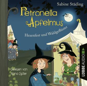 Petronella Apfelmus - Hexenfest und Waldgeflüster, 2 Audio-CDs