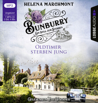 Bunburry - Oldtimer sterben jung, 1 MP3-CD