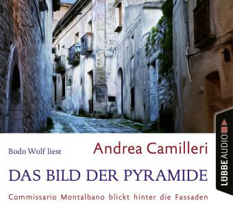Das Bild der Pyramide, 4 Audio-CDs