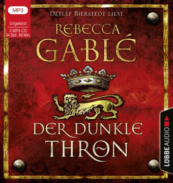 Der dunkle Thron, 5 MP3-CDs