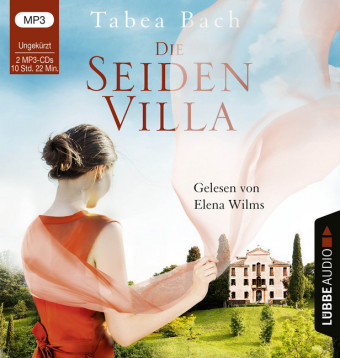 Die Seidenvilla, 2 MP3-CDs
