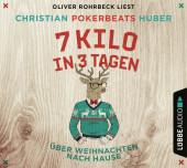 7 Kilo in 3 Tagen, 4 Audio-CDs Cover