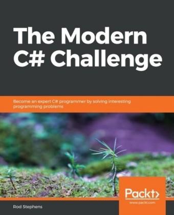 Modern C# Challenge