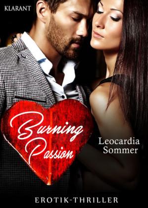 Burning Passion. Erotik-Thriller