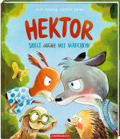 Hektor spielt (nicht) mit Mädchen! Cover