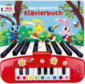 Mein allererstes Klavierbuch, m. Klaviertastatur Cover
