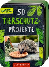 50 Tierschutz-Projekte, 52 Karten
