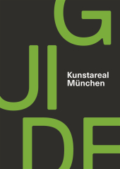 Kunstareal München Guide Cover