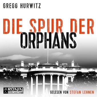 Die Spur der Orphans, 1 MP3-CD