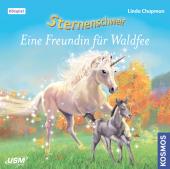 Sternenschweif (Folge 50): Eine Freundin für Waldfee, 1 Audio-CD Cover