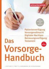 Das Vorsorge-Handbuch Cover