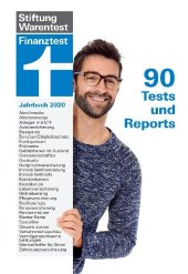 Finanztest Jahrbuch 2020 Cover