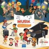 Mein erstes Soundbuch: Musik, m. Soundeffekten