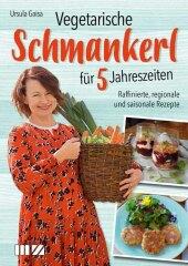 Vegetarische Schmankerl für 5 Jahreszeiten Cover