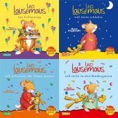 Leo Lausemaus, 4 Hefte